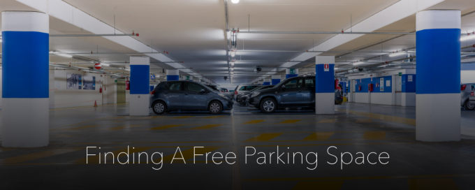 1-Finding-a-free-parking-space
