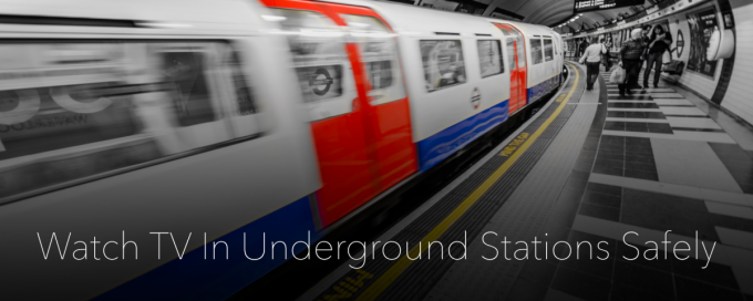 2-Watch-TV-in-underground-stations-safely
