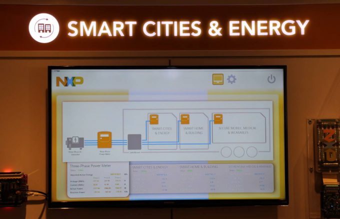 Smart Cities & Energy demo
