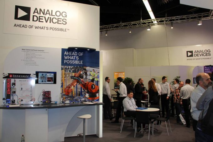 Analog Devices at the embedded world 2016