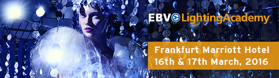EBV Lighting Academy 2016