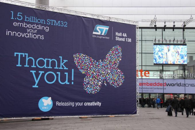 STM32 – 1.5 billion