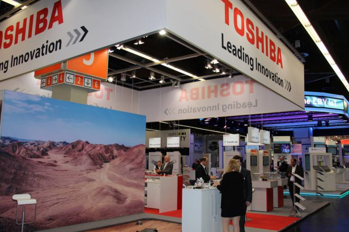 Toshiba at the embedded world 2016