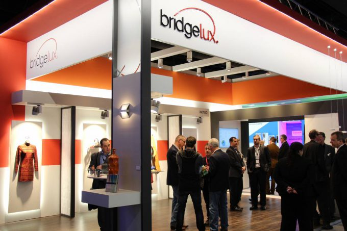 Bridgelux Booth