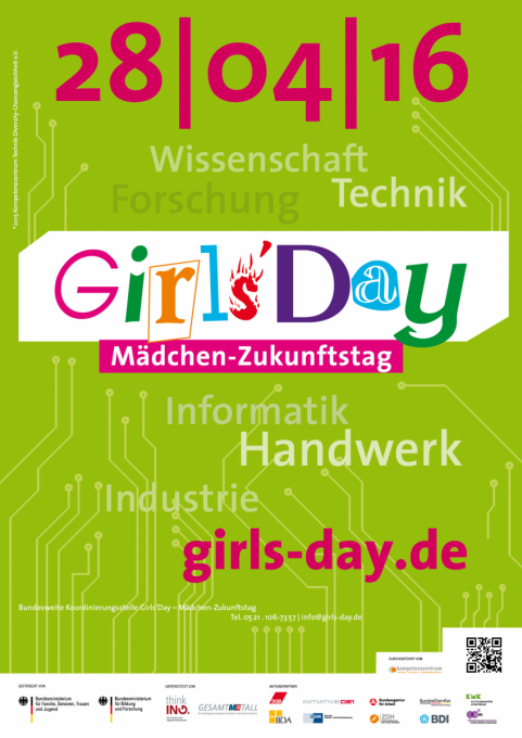 Girls' Day 2016