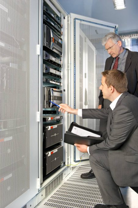 TÜV Security and Data Center