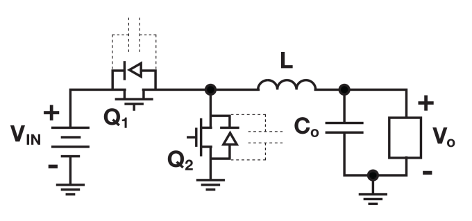 Block Diagram Basic Buck Converter