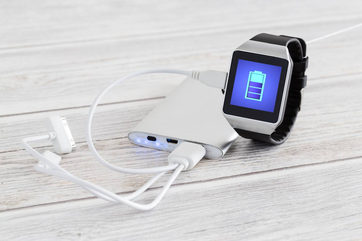Charging Wearable