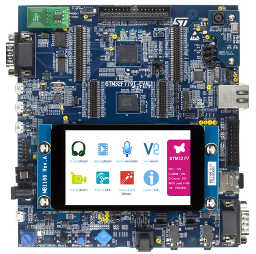 STM32F779 Evaluation Board