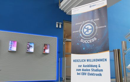 Career at EBV Elektronik