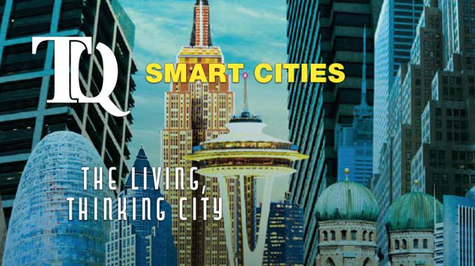 The Quintessence Smart Cities Cover Image