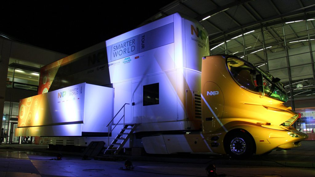 electronica-nxp-truck