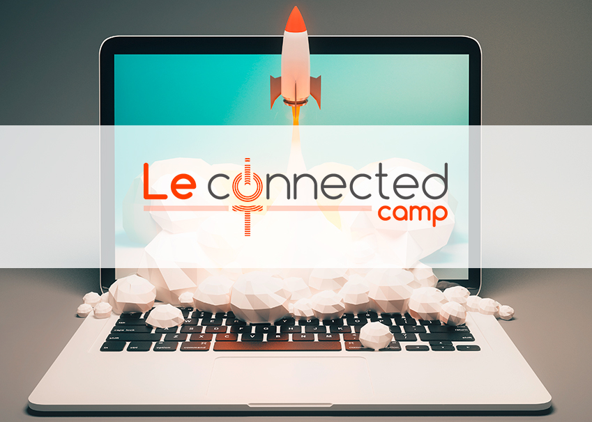 Le Connected Camp startups
