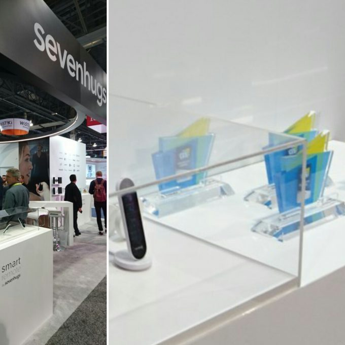 sevenhugs at CES®