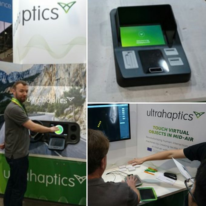 ultrahaptics at CES®