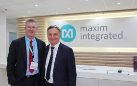 EBV supplier maxim integrated