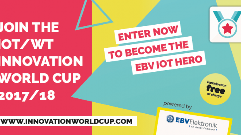 IoT hero innovation world cup series