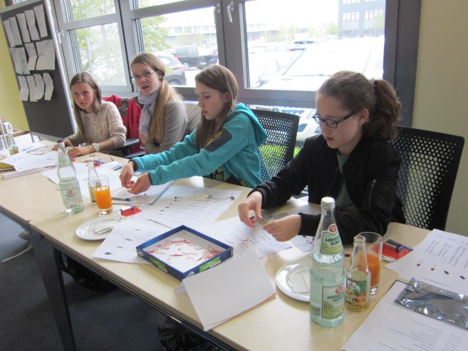 girls day components training