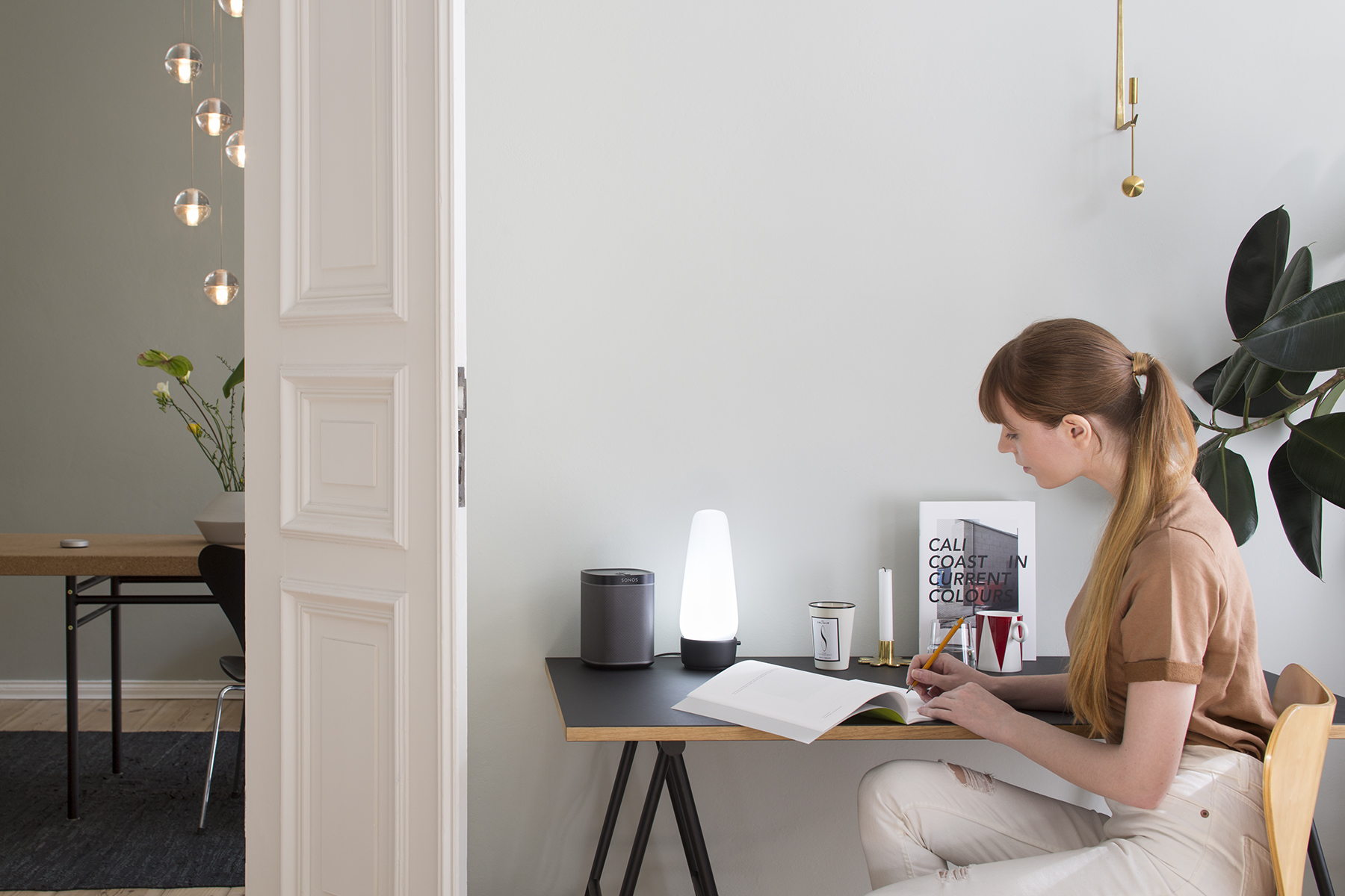 COVI – How A Lamp Controls Your Smart Home Applications