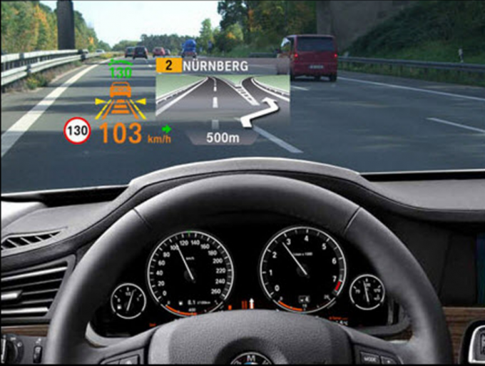 ADAS Heterogeneous Sensor Fusion