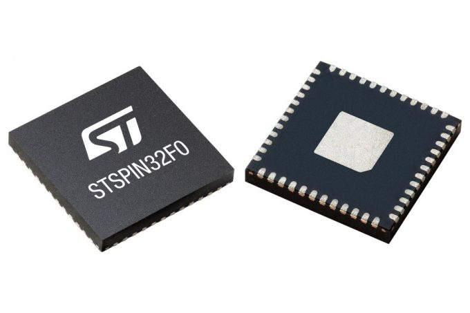 STSPIN motor control system in package