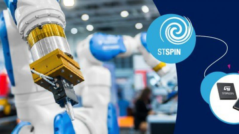 STSPIN by STMicroelectronics