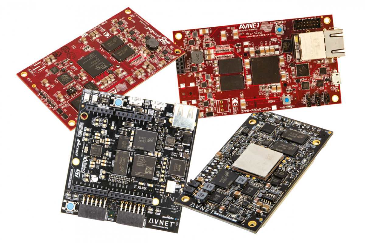 Avnet SoM products