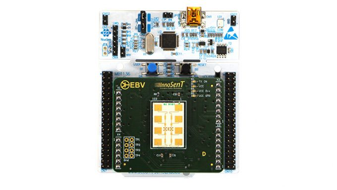 EBV_Radar_Arduino-Eval-Kit