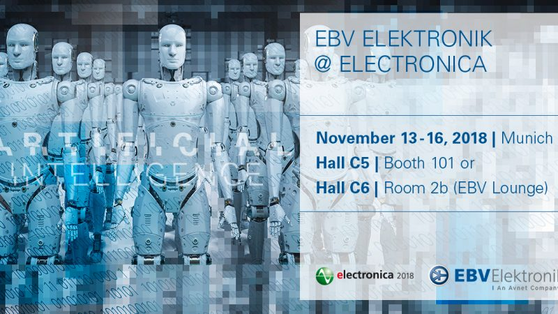 electronica 2018 cover
