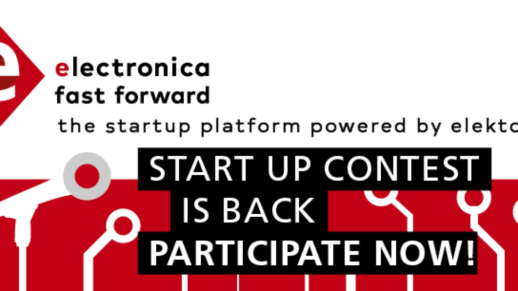 elektor FAST FORWARD START-UP