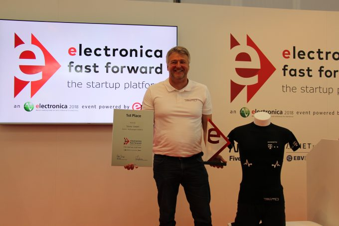 Teiimo Winner elektor Fast forward