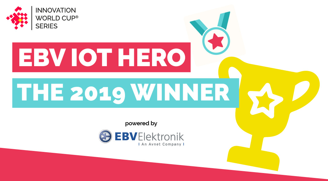 IWC_Winner_EBV IoT Hero Arion